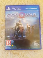 Used God of war 4 ps4 game in Dubai, UAE
