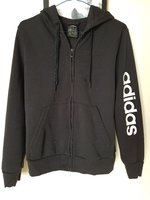 Adidas linear hoodie for women