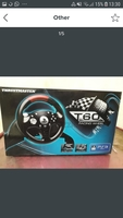 Used Racing wheel for PS3-PS4-PC in Dubai, UAE