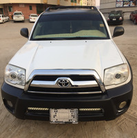 Used Toyota 4RUNNER 2006 V6 in Dubai, UAE