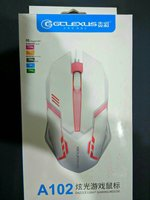 Used Gaming GCCLexus Mouse RGB LED New USB 2 in Dubai, UAE