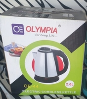 Used New electric kettle still in box in Dubai, UAE