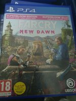 Used Ps4 far cry new dawn in Dubai, UAE
