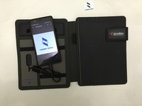 Used Note pad with 4000 mah power bank in Dubai, UAE