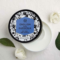 The body shop English cream