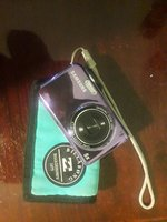 Used Samsung Camera + Billabong Wallet in Dubai, UAE