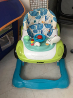 Used Baby walker juniors excellent condition  in Dubai, UAE