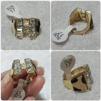 Used HERMES Ring available sizes-16-17-18.... in Dubai, UAE