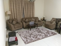Used Sofa Set 3+1+1  & 2 TV Cabinets in Dubai, UAE