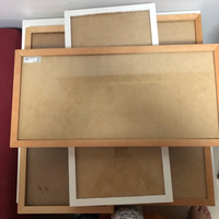 4 pieces Ikea frames in good condition