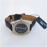 New black possano watch for lady .