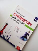 Used Chemistry CBSE Lab Manual in Dubai, UAE