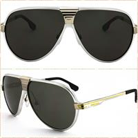 DIESEL AVIATOR SUNGLASSES (ORIGINAL WITH