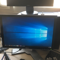 "Used Dell monitor 19"" like new in Dubai, UAE"