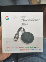 Used Google Cromecast ultra in Dubai, UAE