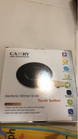 Camry electronic kitchen scale