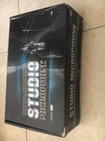 Used Studio Microphone For Sell Brand New in Dubai, UAE