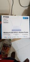 Used D-Link Wireless N 300 ADSL2+ Modem in Dubai, UAE