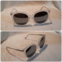 Used Amazing fabulous white sungglass for her in Dubai, UAE