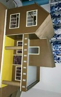A model house for project
