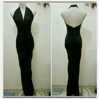 Used Backless Long Dress for LADIES..New.. in Dubai, UAE