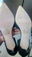 Used Aldo shoe, size 41 kitten heels in Dubai, UAE