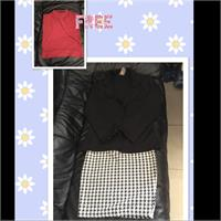 Office Coat And Office Skirt 😘💯 Free Blouse