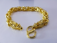 Used Lucky Dragon Gold Bracelet in Dubai, UAE