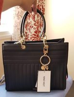 Used Ninewest Blk bag in Dubai, UAE