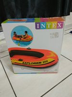 Used Intex explorer 200 boat/raft in Dubai, UAE