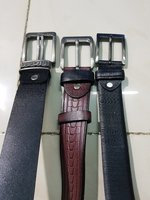 Used Mens belt 3set in Dubai, UAE