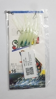 Used Shrimp-plastic fishing lures in Dubai, UAE