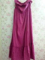 Used Long Purple Dress in Dubai, UAE