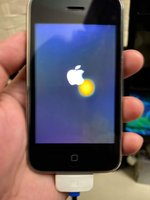 Used Iphone 3g, 8gb black in Dubai, UAE