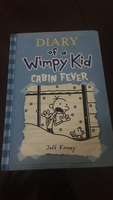 Used Diary of wimpy kid- cabin fever in Dubai, UAE