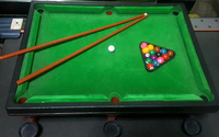 Used Mini Snooker  in Dubai, UAE
