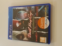 Used DEVIL MAY CRY HD COLLECTION PS4🎮💫 in Dubai, UAE