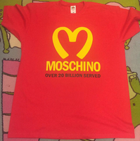 Used Moochino McDonald's design  in Dubai, UAE