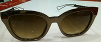 Used Brown Dior Fashion Sunglass - Brand New in Dubai, UAE
