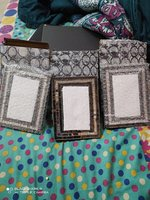 Used Mirror Work Photo Frame/Decor Set of 3 in Dubai, UAE
