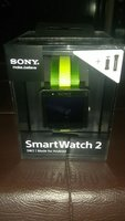 Used Sony SW2 smart watch original in Dubai, UAE