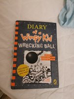 Used Diary of a wimpy kid- wrecking ball in Dubai, UAE