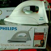 Used Philips Iron Fast And Effective. Box Pack in Dubai, UAE