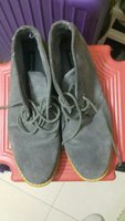 Used 3 pairs of berskha shoes size 40 in Dubai, UAE