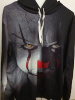 Used Clown hoodie in Dubai, UAE