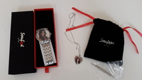 Watch & necklace