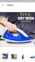 Used New HTC dry iron in Dubai, UAE