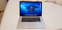 Used MacBook Pro 15 inches Retina in Dubai, UAE