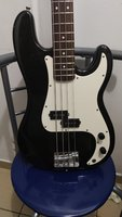 Used Buskers Precision Bass Guitar in Dubai, UAE
