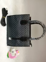Used Michael kors ladies bag black in Dubai, UAE